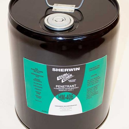 Sherwin Fluorescent Penetrant – Bulk